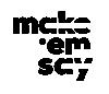 MESH Logo 2016 small trans zwart